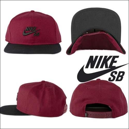 0344c4314bc13 Gorras Nike Sb Planas amorenomk.es